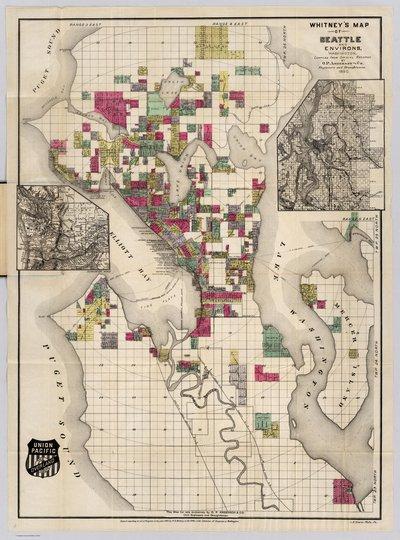 Seattle Maps