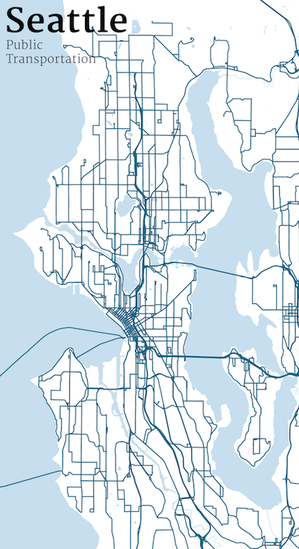 Seattle Public Transportation