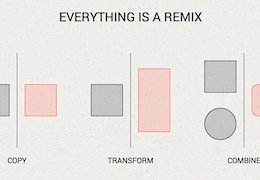 everything is a remix